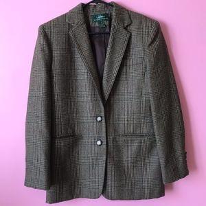 Vintage Ralph Lauren Wool Blazer